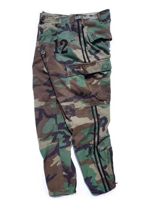 """BDU BASEBALL PANTS"" size:SMALL"
