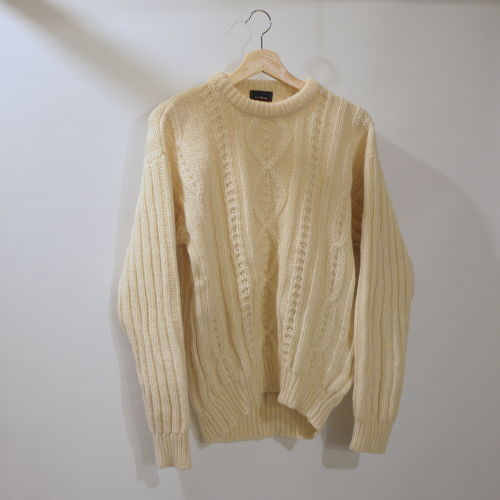 Mark Shale Fisherman sweater