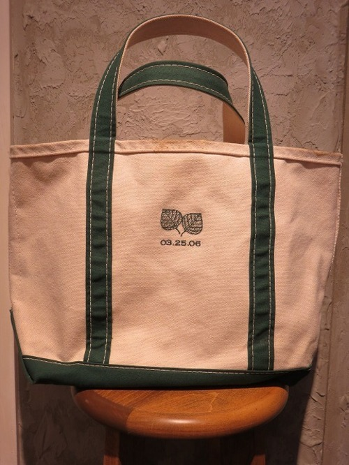 Old L.L.Bean Tote Bag