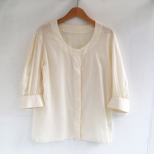 Christian Dior cotton blouse