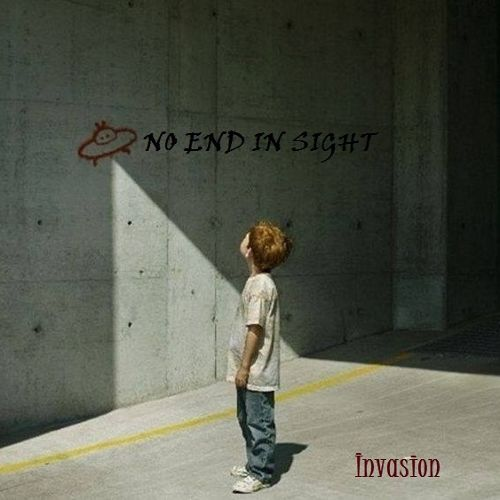 No End In Sight「INVASION」(輸入盤)