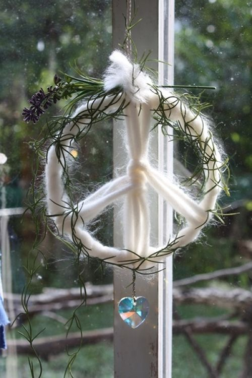 dream suncatcher  **LOVE&PEACE