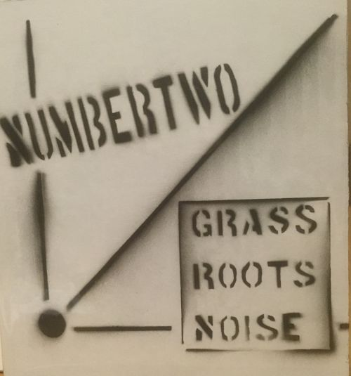 NUMBER TWO - GRASS ROOTS NOISE  CD