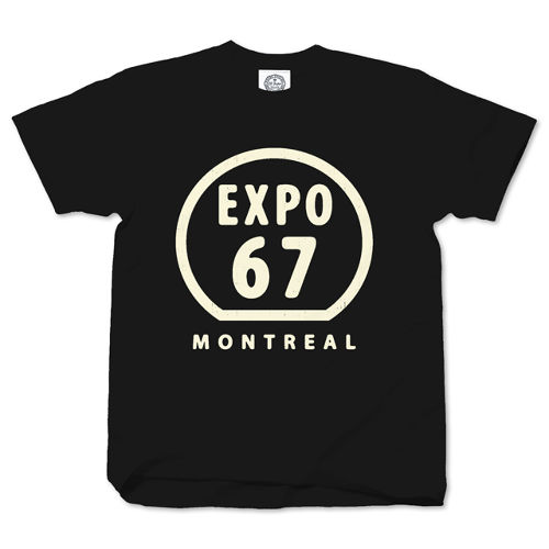 EXPO67 MONTREAL black