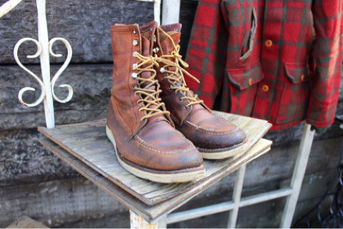 1980s RED WING Irish Setter 877 Vintage Boots!!