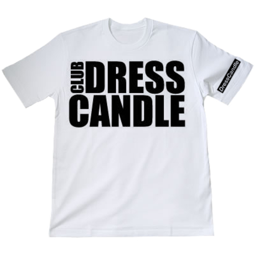 【2014 CLUB DRESS CANDLE T-シャツ】