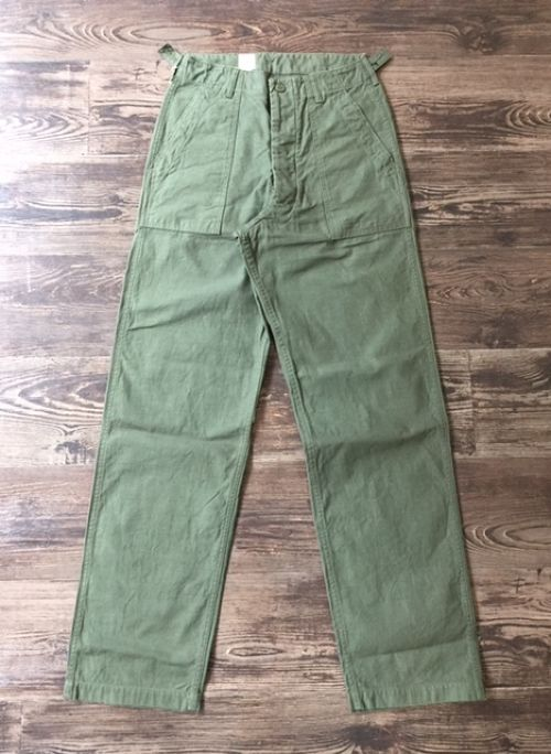 ARAN FATIGUE PANTS(BAKER PANTS)