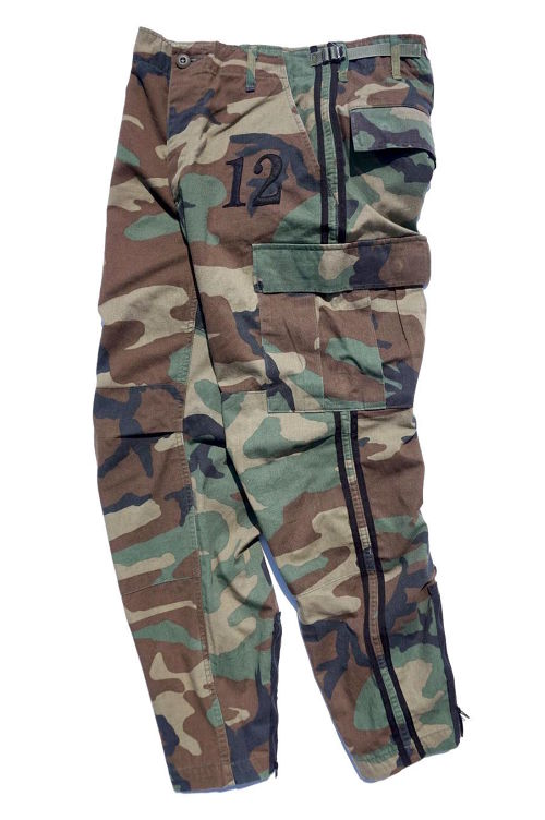 """BDU BASEBALL PANTS"" size:SMALL(W31位)"