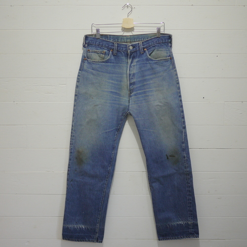 "Levi's 1980's 501 ""Red Line"" W34"