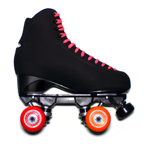 "SM "" Black Magic "" Quad Roller Skate"