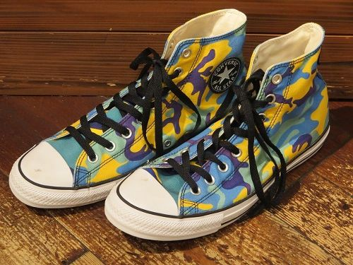Dead Stock CONVERSE ALL STAR × Andy Warhol