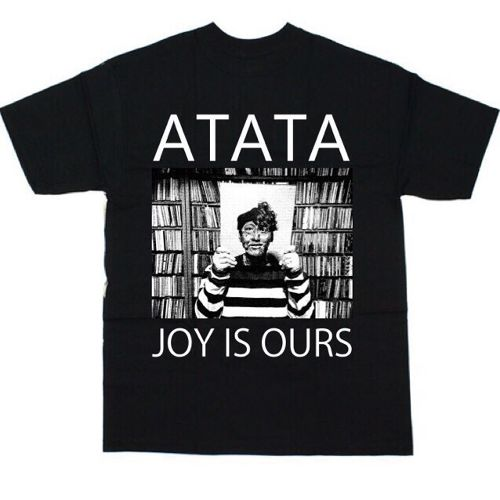 【SALE】ATATA Tシャツ『JOY IS OURS』