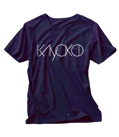 【WEAR】KAYOKO Name Logo T-Shirts