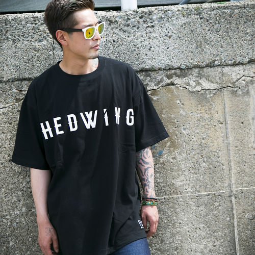 Big Silhouette T-shirt  Black