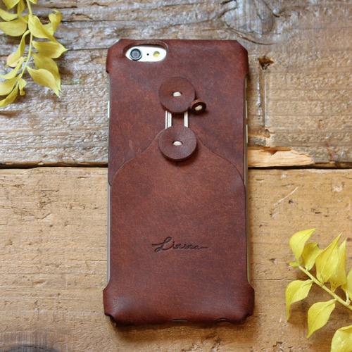 iPhone Dress for iPhone6/6s / D BROWN (プエブロ)