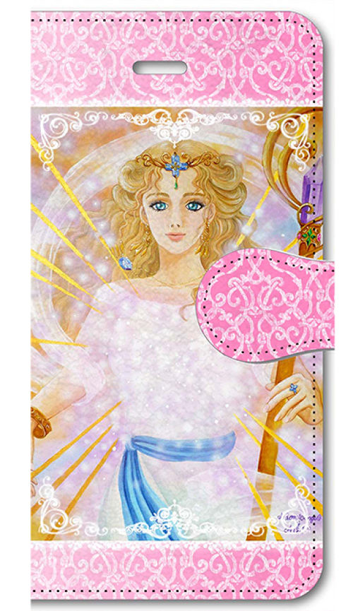 【iPhone5/5s/SE】奇跡の女神 フェリキタス Miraculous Muse Felicitas