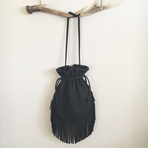 shoulder-bag  mini / black