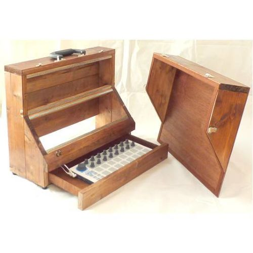 6U 168HP Portable Eurorack Wood Case for BEATSTEP  VC-009