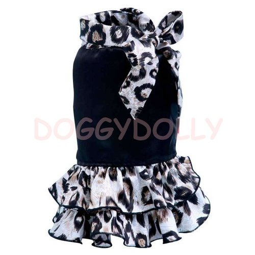 Leopard dress ◆Doggydolly ◆