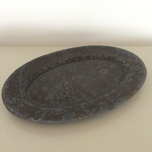 ONE KILN / oval plate L