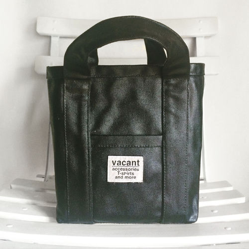 Painted-Small tote BK