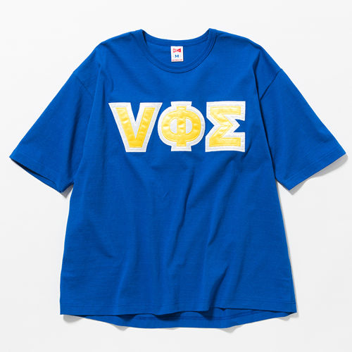 GREECE TEE - BLUE