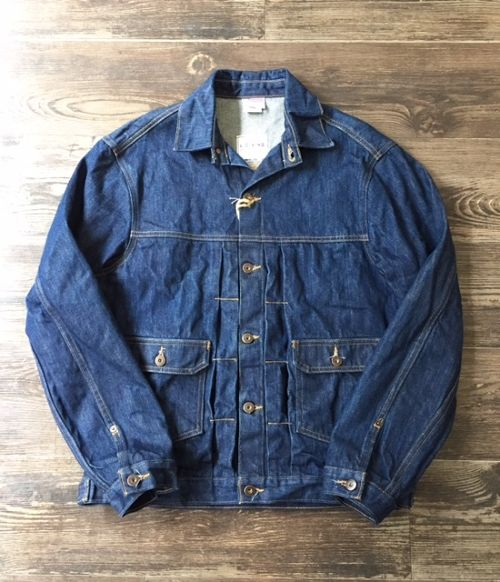 "POINTER BRAND ""TRUCKER JACKET(G-JACKET)"""