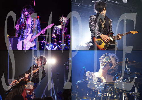 LIVE PHOTO  2016.12.20 Aセット