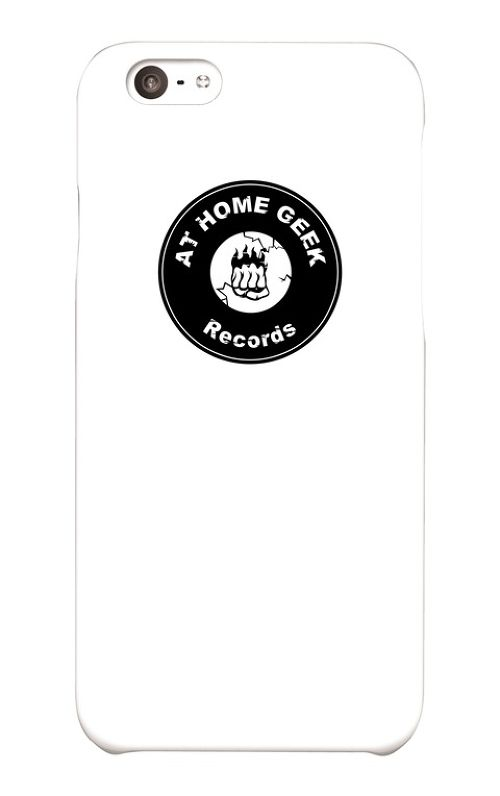 AT HOME GEEK Recordsロゴ iPhone6 / 6sケース