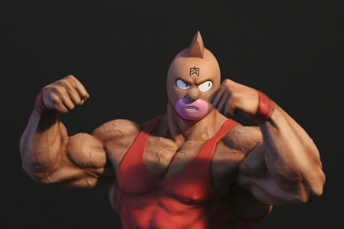 CCP Muscular Collection Vol.DX 40cmキン肉マン タッグトーナメント編Ver.(特別カラー)