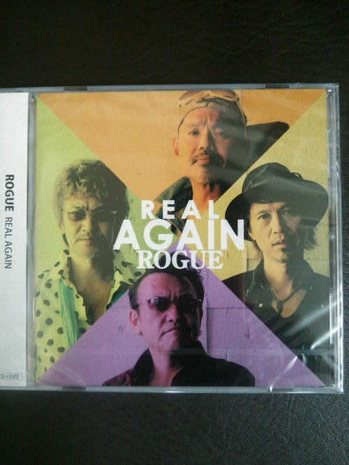 ROGUE ALBUM [REAL AGAIN]