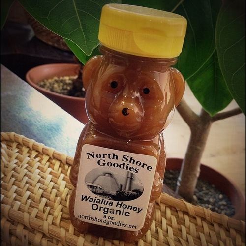 Waialua Bear Honey