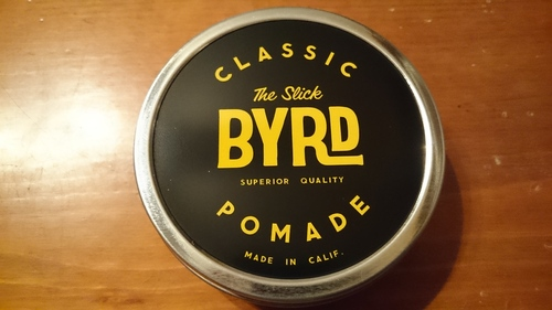 BYRD HAIRDO PRODUCTS CLASSIC POMADE 70g