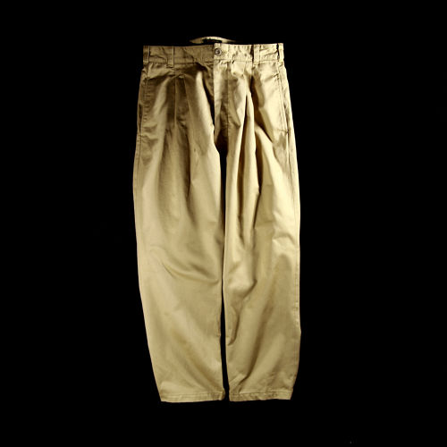 60' FRENCH TYPE SELVAGE CHINO PANTS