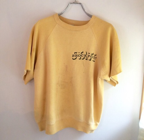 70's vintage champion S/S sweat