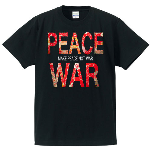 PEACE WAR【FULL COLOR / T-SHIRT】