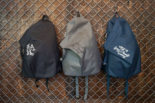 MESSAGE ROLL BACKPACK
