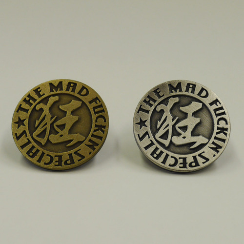 THE MAD SPECIALS PINS SET
