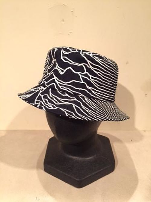 CP1919 ALLOVER PRINTED BUCKET HAT (4th press)