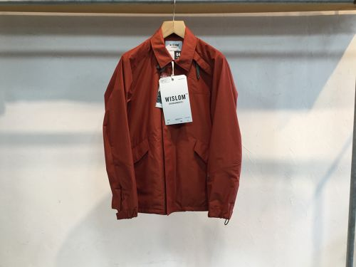"WISLOM""WORKE JACKET RAMS FEDER ORANGE"""