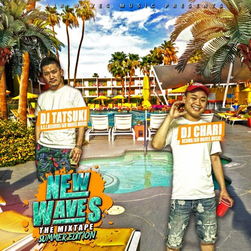NEW WAVES THE MIX TAPE-SUMMER EDITION-