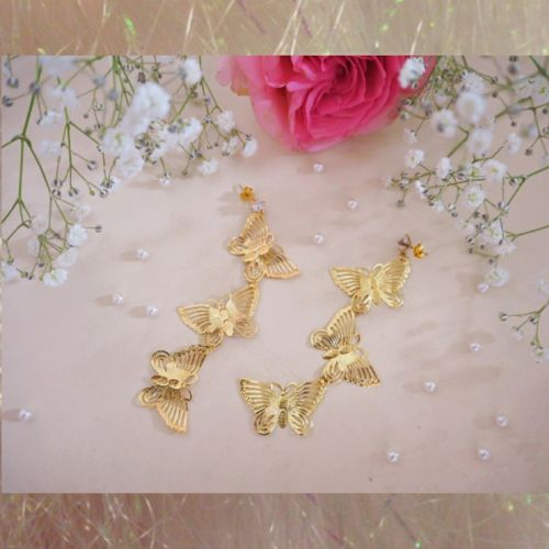 Butterfly pierce♡