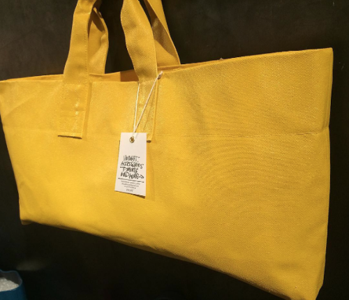 SALE Painted-tote YL