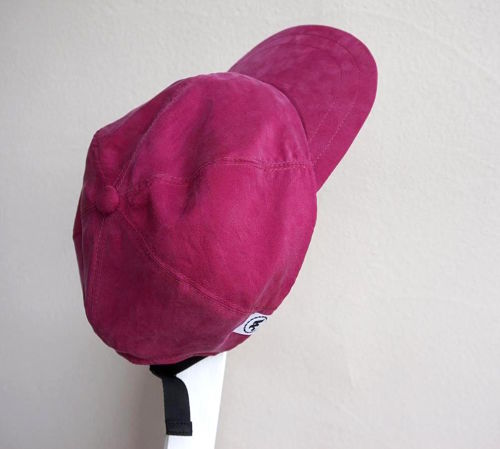 """BB shallow"" 90's EURO Silk (Raspberry)"