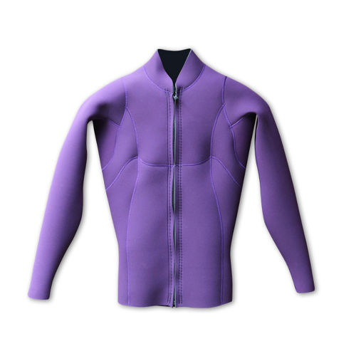 Muse Long Sleeve Tapper 2mm for Ladies