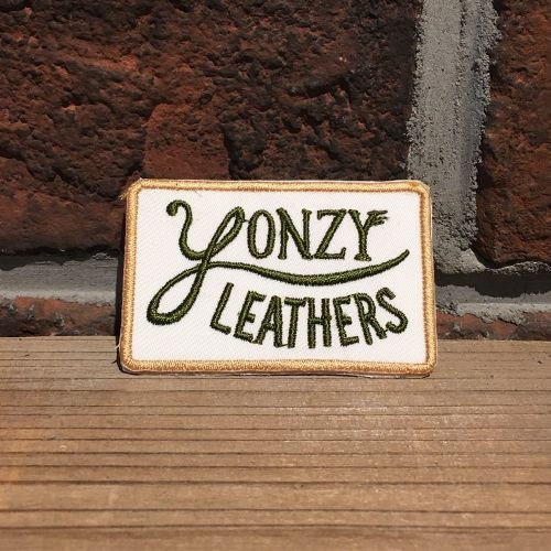 YONZY LEATHERSワッペン