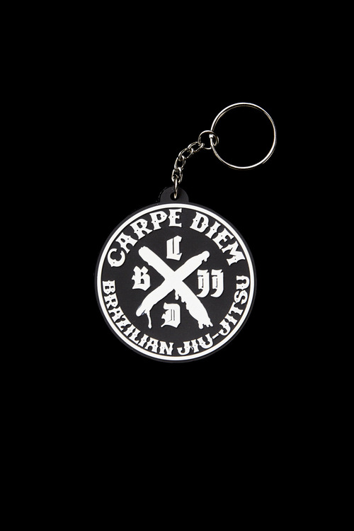 CARPE DIEM LOGO KEY CHAIN