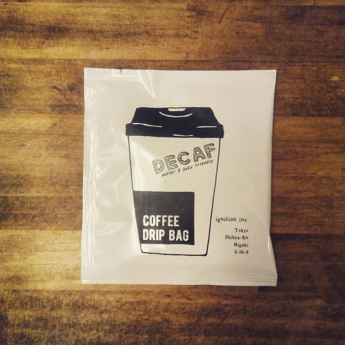 DECAF ドリップバッグ − 10個セット