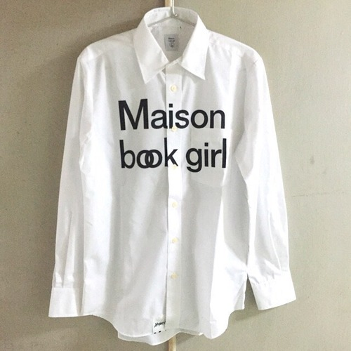 Maison book girl Yshirt _mbg003