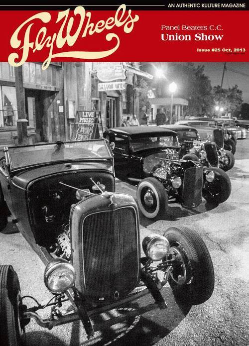 Fly Wheels Issue #25